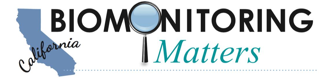 Biomonitoring Matters